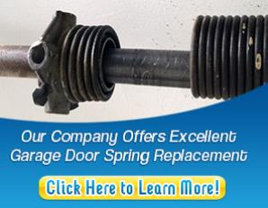 Garage Door Torsion Springs - Garage Door Repair Cloverleaf, TX